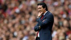Емери: Арсенал има нужда от още време
