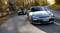 TECHART с доработки за Porsche 911 и Cayenne