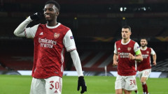 """Арсенал пречупи Дъндолк за две минути и остава на върха в Група """"В"""""""