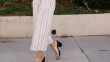 Тенденция назаем: прозрачни сандали