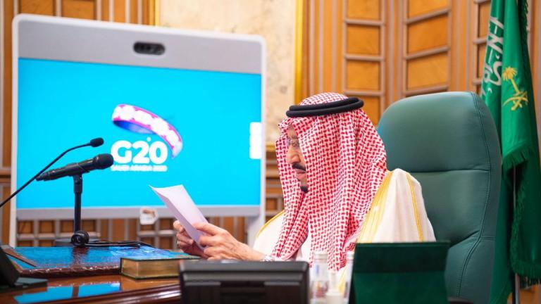 Държавите от Г-20 обещаха да инжектират5 трилиона долара в световната
