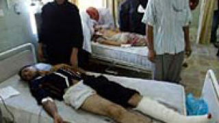 Самоубийствен атентат срещу партиен клуб на иракския президент