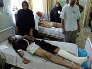 Кола бомба уби 59 души на пазар в Куфа, Ирак