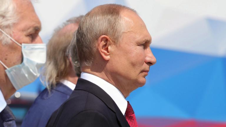 Русия е водеща по свръхзвукови оръжия в света, похвали се Путин
