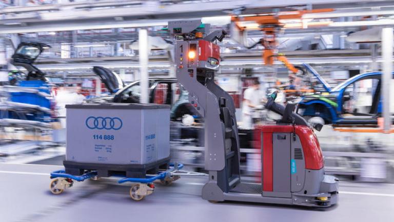 Задава ли се революционна промяна в автомобилното производство?