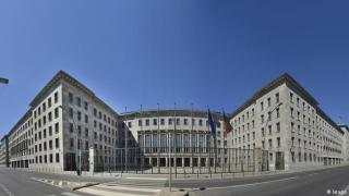 Намериха колет с бомба в германското финансово министерство