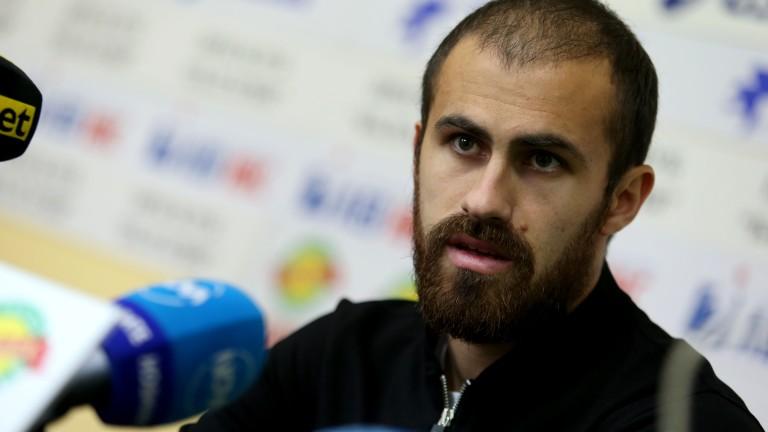 Тиаго: ЦСКА е най-добрият отбор в страната и сме свикнали с това