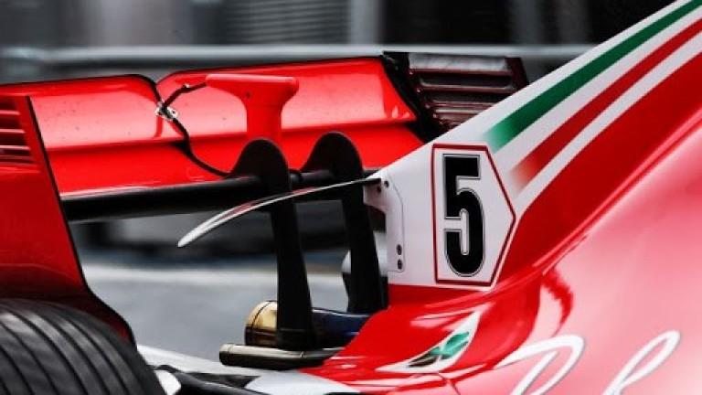 Болидът на Ферари за сезон 2018 е напълно законен. Това