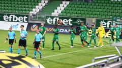 Козмин Моци: Тежка вечер, трябва да се борим в Лига Европа