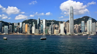 Хонк Конг е най-заплашен от финансова криза