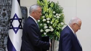 За пръв път в историята на Израел президентът връчва на Кнесета мандат за сформиране на кабинет