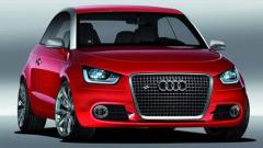 Audi разпространи снимки на А1