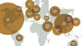 САЩ, Китай и Саудитска Арабия харчат най-много за отбрана в света