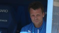 Топузаков: Няма да бъда временен треньор на Левски!