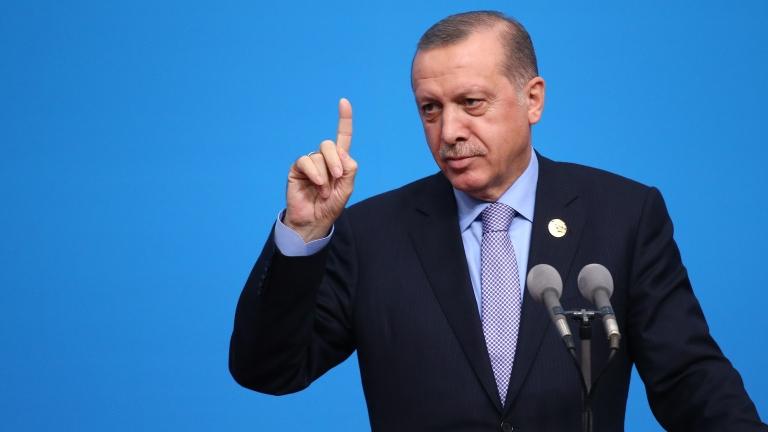 Турският президент