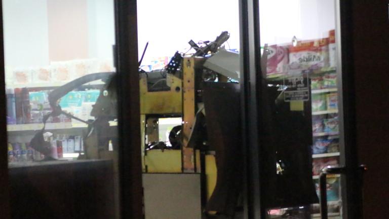Между 30 и 50 000 лв задигнали от банкомата в Казанлък