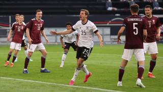 Германия без Нойер и Мюлер в дебюта на Флик