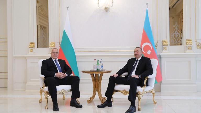 България и Азербайджан ще си партнират в различни области