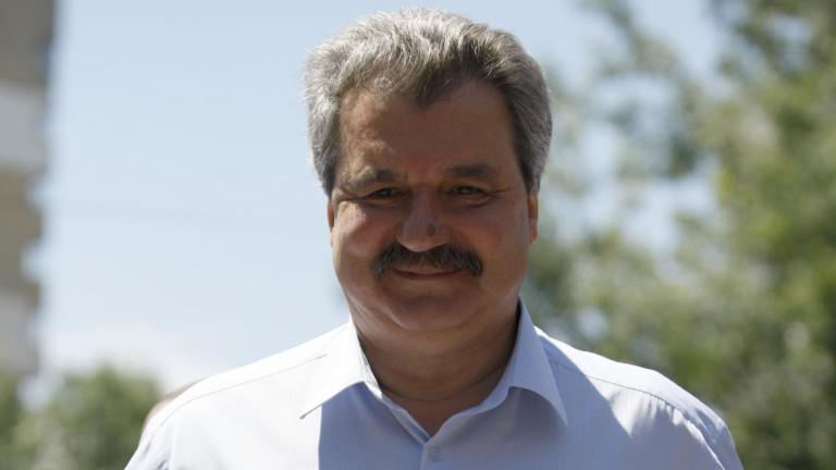 Ръководството на Левски честити 61-ия рожден ден на бившия бос