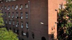 Сигнал за бомба опразни и двете сгради на Софийския районен съд