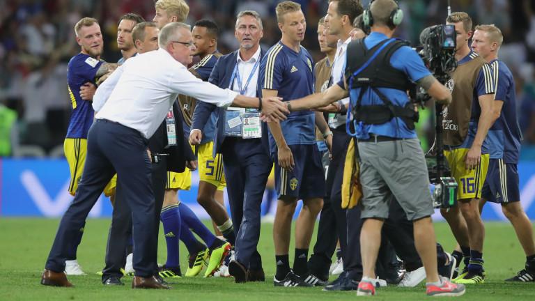 Ръководството на Германския футболен съюз поднесе извиненията си на шведския
