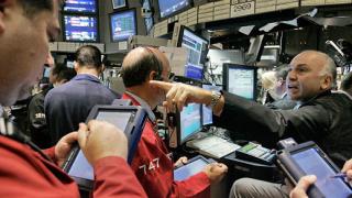 Финансовият сектор отново натисна американските пазари