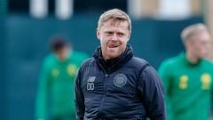 Промени в състава на Ирландия преди мача с България