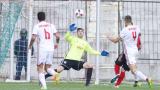 Вратарят на ЦСКА Георги Китанов е №1 в Първа лига (ВИДЕО)