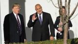 Визите, енергетиката, Ф-16 и посещение в България - основни теми на срещата Тръмп-Борисов