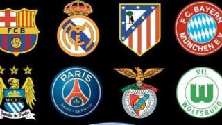 Барселона срещу Атлетико (Мадрид) и ПСЖ срещу Манчестър Сити на четвъртфиналите в ШЛ