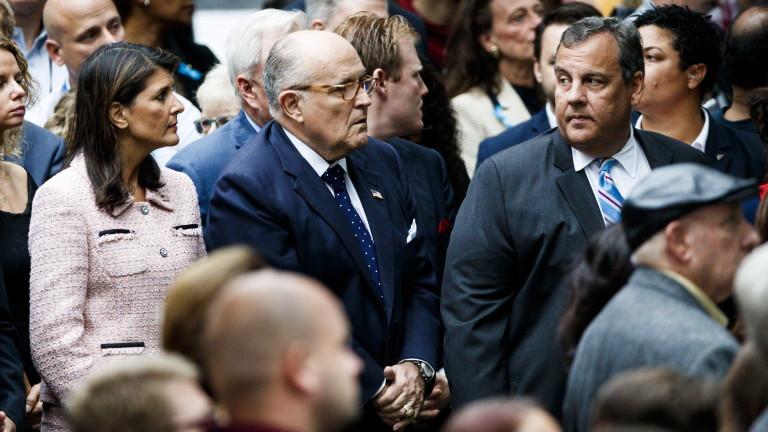 Президентът на САЩ Доналд Тръмп може да назначи бившия губернатор