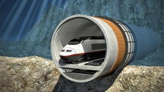 Подводният тунел за €20 милиарда: Един от най-желаните, но и най-критикувани проекти в Европа