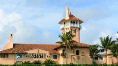Стрелба и двама задържани до входа на луксозното имение на Тръмп във Флорида