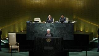 Рохани нападна Рияд и Вашингтон при речта си в ООН