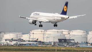 """Стачка в """"Луфтханза"""" на 7 и 8 ноември засяга всички полети на компанията"""