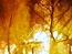 Пожар унищожи хиляди декари в Южна Калифорния