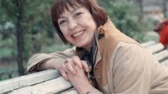 Актрисата Катя Паскалева щеше да стане на 70 г. днес