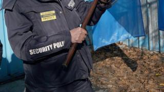 Надзирателите протестират в Бургас