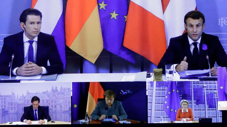Макрон очаква координиран и бърз европейски отговор срещу тероризма