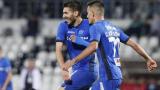 """Левски продължи с победния си марш, 6 от 6 за """"сините"""" след...автогол! (ВИДЕО)"""