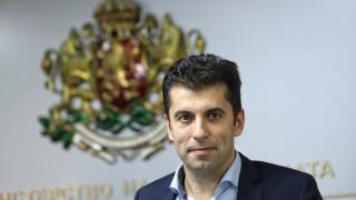 Кирил Петков: Не сме обсъждали следващо правителство при президента