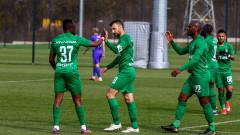 Вече 55 мача без дузпа срещу Лудогорец за първенство