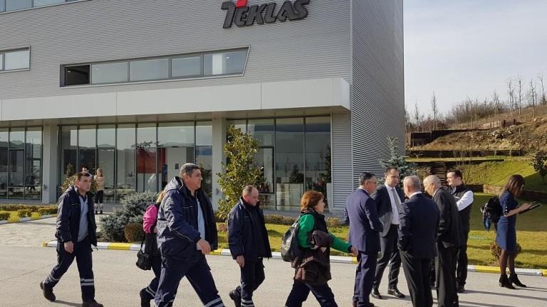 Снимка: Автомобилен гигант открива шести завод в България