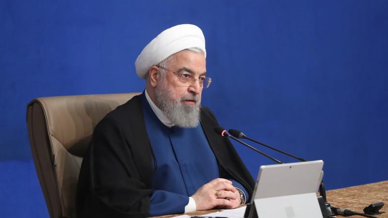 Иран налага безсрочна национална блокада