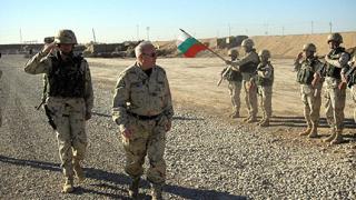 Край на мисията ни в Ирак