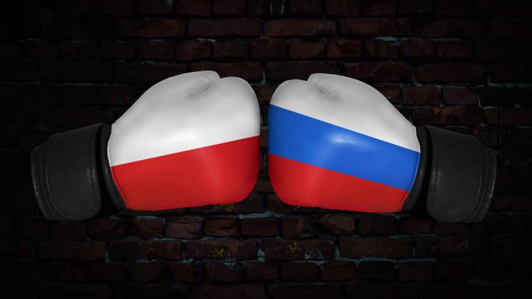 Русия се жалва, че държавната телевизия в Полша я свързва с нацистите