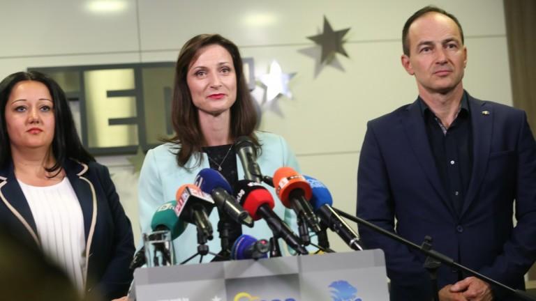Габриел остави на Борисов да прави изводи, тя благодари