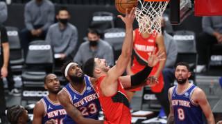 Резултати от мачовете в НБА, играни в неделя, 24 януари