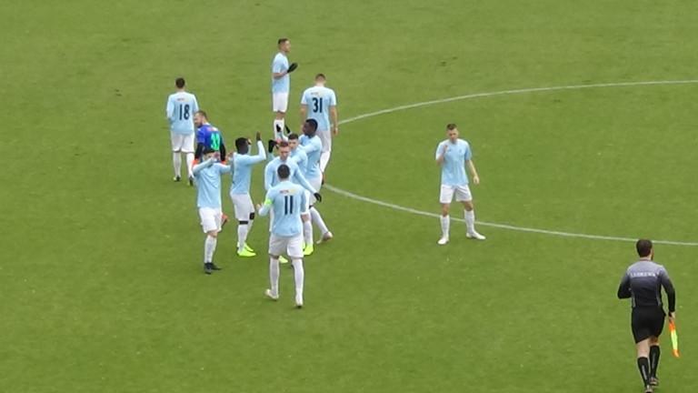 Дунав загря за Първа лига с 2:0 над Литекс