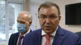 Целта на Костадин Ангелов е 70% ваксинирани до юни
